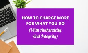 How To Charge More