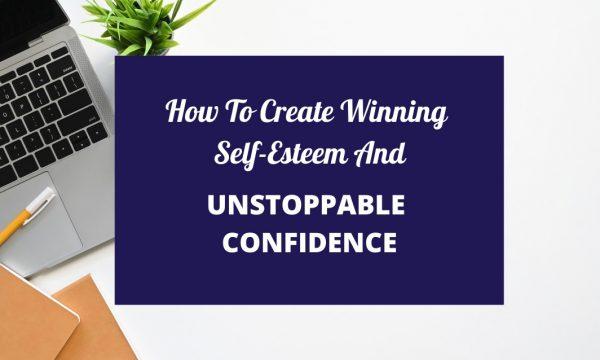 winning self-esteem